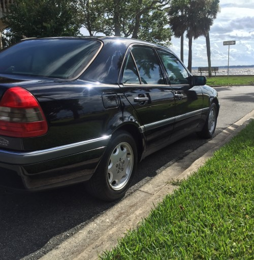 1996 mercedes benz c class 220 for sale in jacksonville fl for Used mercedes benz for sale in jacksonville florida