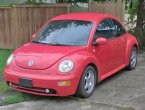 2002 Volkswagen Beetle (red)