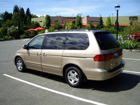2001 Honda Odyssey EX For Sale in Bothell WA Under $4000 ...