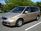 2001 Honda Odyssey under $4000 in WA