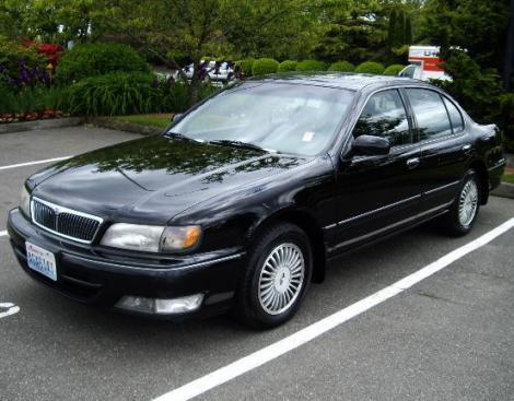 1997 Infiniti I30 Luxury Sedan For Sale In Bothell Wa