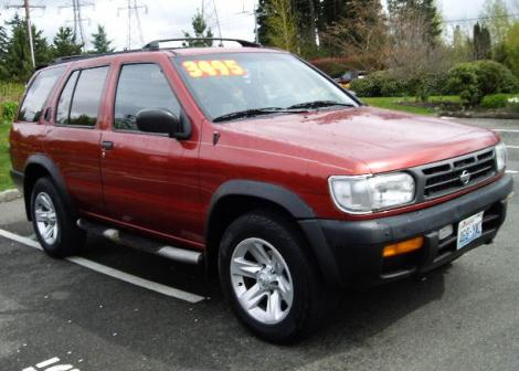1996 Nissan Pathfinder Se For Sale In Bothell Wa Under