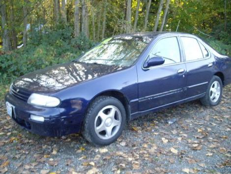 Used 1995 Nissan Altima Se Sedan For Sale In Wa Autopten Com