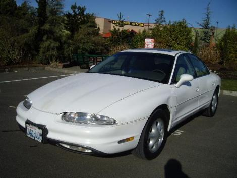 Used Cars Under 10000 >> Cheap 1996 Oldsmobile Aurora Sedan Under $2000 in WA ...