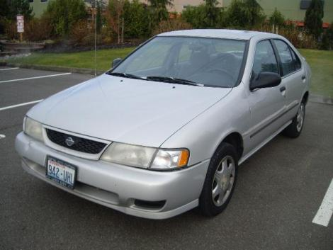 Used 1998 Nissan Sentra GXE Sedan For Sale in WA ...