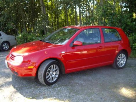 Used 2001 Volkswagen Gti Vr6 Coupe Under 6000 In Wa