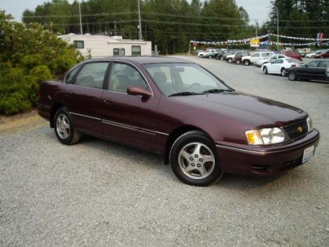used 1998 toyota avalon xls sedan for sale in wa. Black Bedroom Furniture Sets. Home Design Ideas