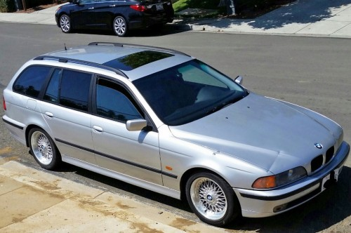 1999 bmw 528 station wagon for sale by owner in ca under 3000. Black Bedroom Furniture Sets. Home Design Ideas