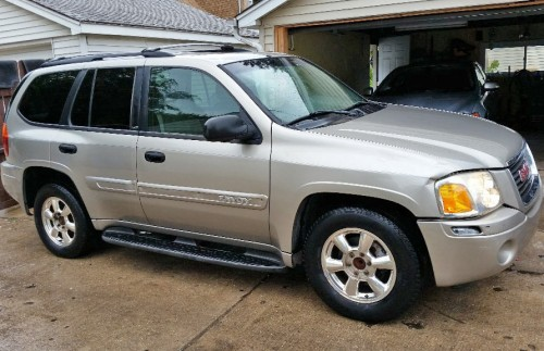 2003 Gmc Envoy Suv Under 3000 By Owner In Chicago Il