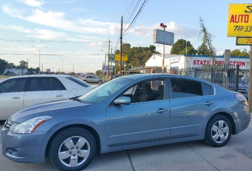 2011 Nissan Altima S In Houston Tx Under 7000 Low Miles