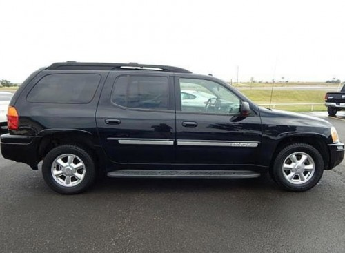 2005 Gmc Envoy Suv Under 4000 In Norman Ok Black Autopten Com
