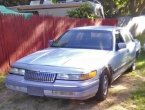 1992 Mercury Grand Marquis (Sky blue)