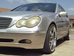2002 Mercedes Benz 240 in CA