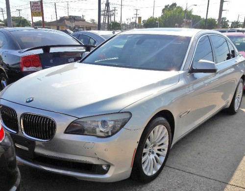 2009 BMW 750li For Sale in Garland TX near Dallas Under ...
