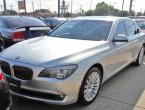 2009 BMW 750 in TX