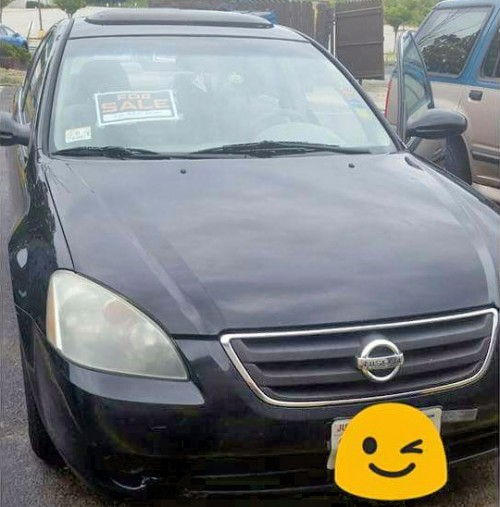 '04 Nissan Altima 2.5 By Owner Under $3K In Lawrence MA