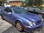 2001 Mercedes Benz CLK under $5000 in Florida