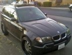 2005 BMW X3 in California