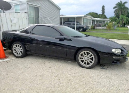 Cheap Chevy Camaro 98 South Fl Under 1500 By Owner Ft