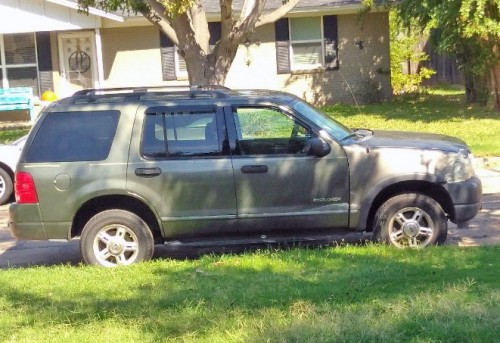 '04 Ford Explorer SUV Under $2K in Texas (By Owner - Wichita Falls) - Autopten.com