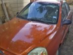 2002 KIA Rio (Orange)