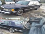 1990 Lincoln TownCar (Blue)