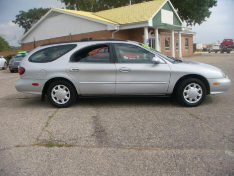 1998 Ford Taurus Wagon For Sale In Janesville Wi Under