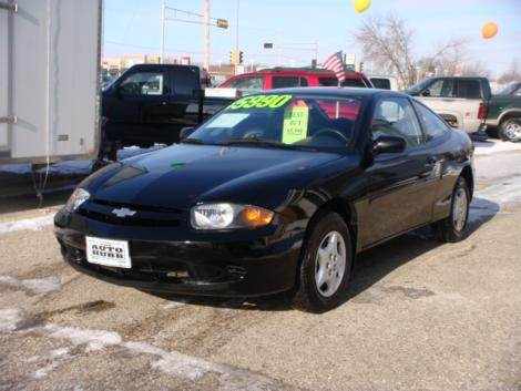 2004 chevrolet cavalier coupe for sale in janesville wi under 6000. Black Bedroom Furniture Sets. Home Design Ideas