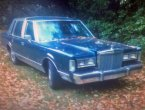 1986 Lincoln TownCar in Michigan