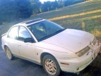 1999 Saturn SL (White)
