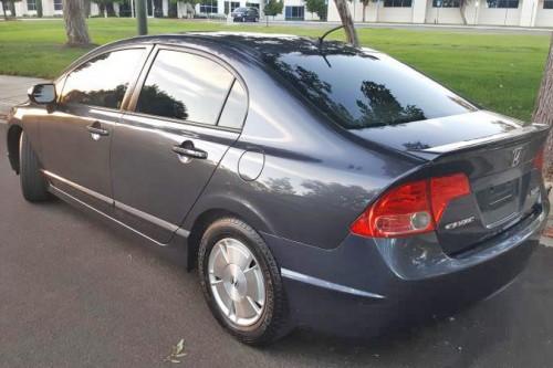 2008 Honda Civic Hybrid Under $6000 in Los Angeles CA ...