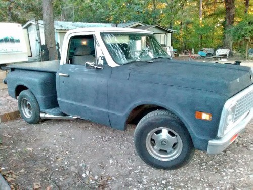 68 Chevrolet 1500 Classic Truck By Owner In Ar Under