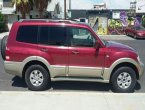 2003 Mitsubishi Montero under $5000 in Nevada