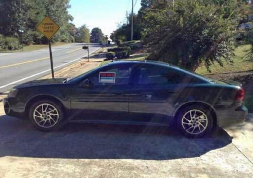 '04 Pontiac Grand Prix GTP By Owner near Atlanta $3K or ...