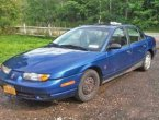 2002 Saturn SL (Blue)