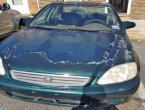2000 Honda Civic (Green)