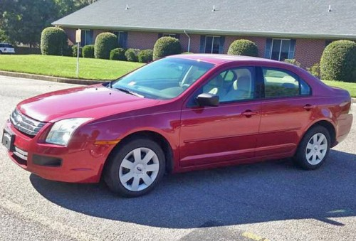 2007 Ford Fusion s For Sale in Norfolk VA Under $5000 ...