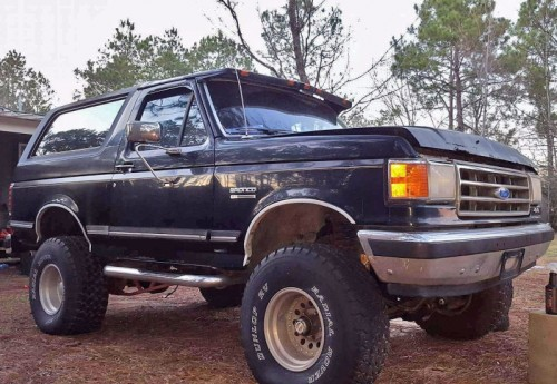 Lited Suv Ford Bronco 89 By Owner 4k Near Pensacola Fl