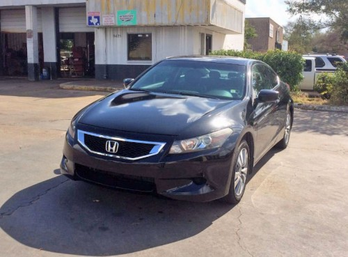 39 11 honda accord ex l by owner in houston tx under 7000 low miles. Black Bedroom Furniture Sets. Home Design Ideas