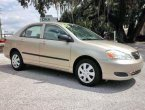 2005 Toyota Corolla under $7000 in Florida