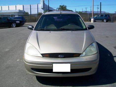 2001 ford focus se wagon for sale in van nuys ca under 5000. Black Bedroom Furniture Sets. Home Design Ideas