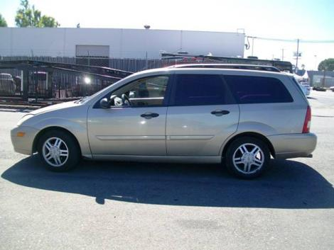 2001 ford focus se wagon for sale in van nuys ca under 5000. Black Bedroom Furniture Sets. Home Design Ideas