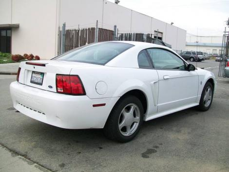 2003 ford mustang coupe for sale in van nuys ca under 8000. Black Bedroom Furniture Sets. Home Design Ideas
