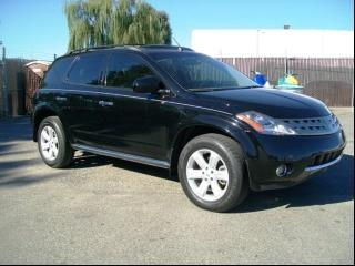 2007 nissan murano sl for sale in van nuys ca under 21000. Black Bedroom Furniture Sets. Home Design Ideas