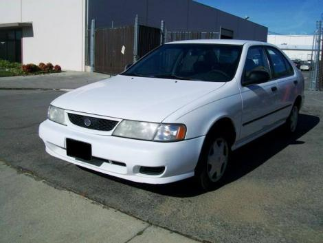 1998 Nissan Sentra GXE For Sale Under $5000 in Van Nuys CA ...