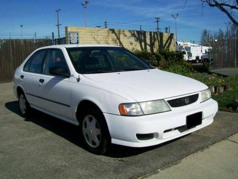 1998 Nissan Sentra Gxe For Sale In Van Nuys Ca Under 5000