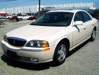 2000 Lincoln LS under $7000 in California