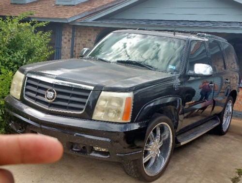 02 Cadillac Escalade Under 6k Near San Antonio Tx By
