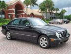 2002 Mercedes Benz E-Class under $5000 in FL