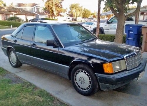 39 91 mercedes benz 190e by owner in ca under 1500 for Mercedes benz repair bakersfield ca